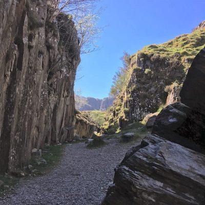 The Glyder Loop Snowdonia
