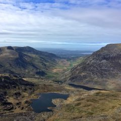 The Glyder Loop Snowdonia in Pictures