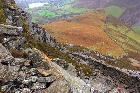Nantlle Ridge | Featured Image | thefrozendivide