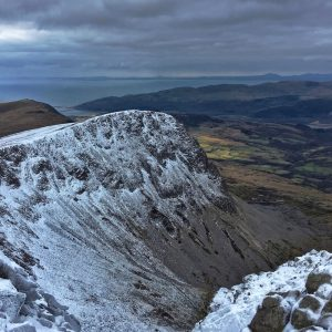 Winter at Cadair Idris