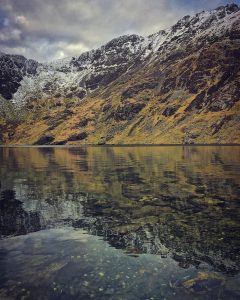 Llyn Cau reflections