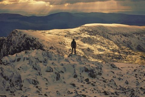 Cadair Idris Feb 18 | Featured Image | thefrozendivide
