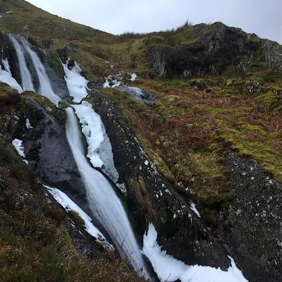Aber Falls | 04 | March 2018 | thefrozendivide