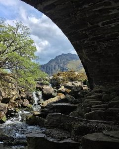 Roman Bridge under the A5