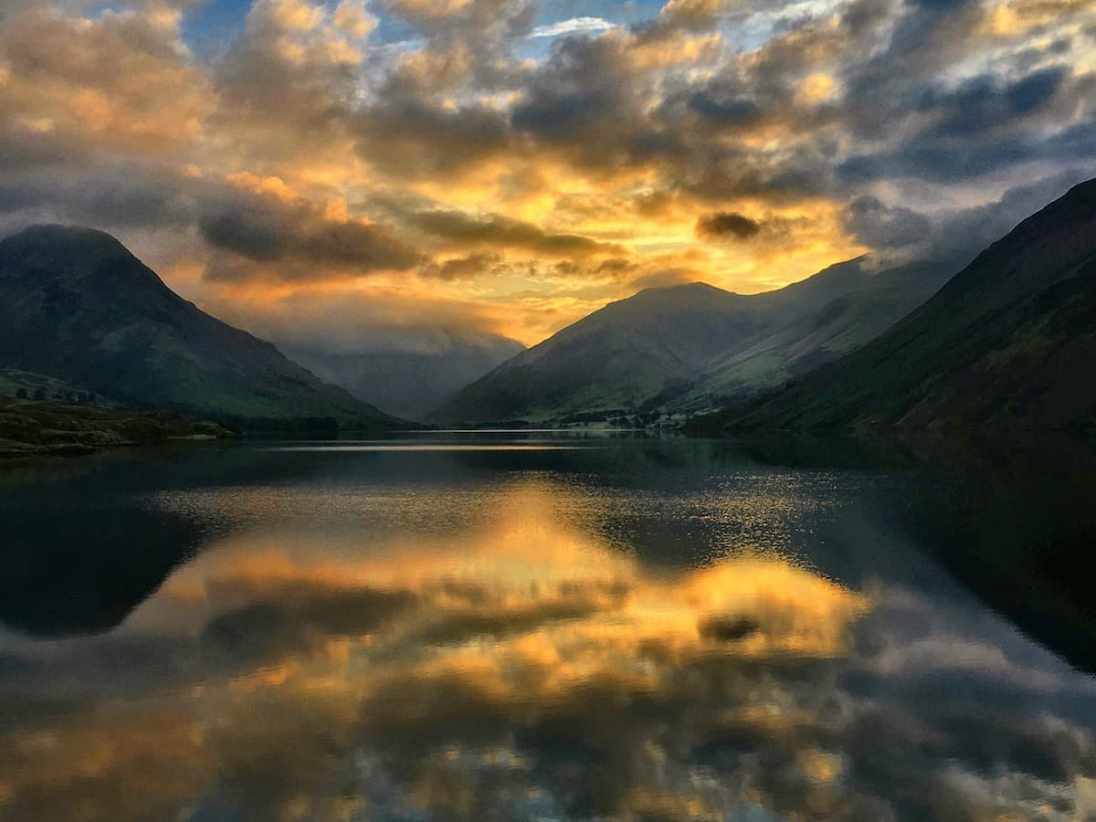Wastwater Sunrise | Featured Image | thefrozendivide