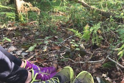 Clocaenog Forest Run Video | The Frozen Divide