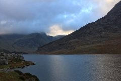 Llyn Ogwen & Pen Yr Ole Wen Autumn Timelapse | The Frozen Divide