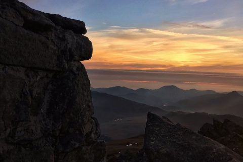 Moel Siabod 5th Nov 2018 Featured Image