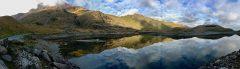 Llyn Llydaw Reflections 1   Snowdonia   thefrozendivide