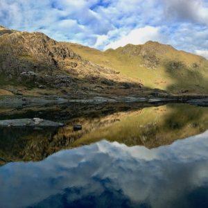 Llyn Llydaw Reflections 1 | Snowdonia | thefrozendivide