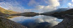 Llyn Llydaw Reflections 2   Snowdonia   thefrozendivide