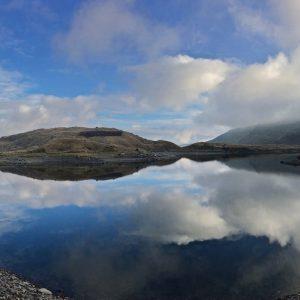 Llyn Llydaw Reflections 2 | Snowdonia | thefrozendivide