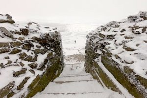 Moel Famau in January Snow | The Frozen Divide
