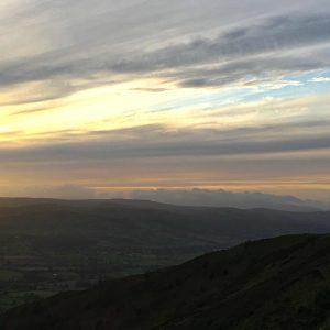 Moel Famau via Clwyd Forest | thefrozendivide