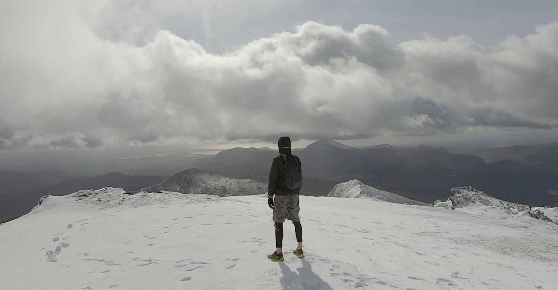 La Sportiva Mutants in Winter Snow Conditions | The Frozen Divide