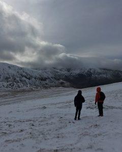Looking at the Snowdon Horseshoe