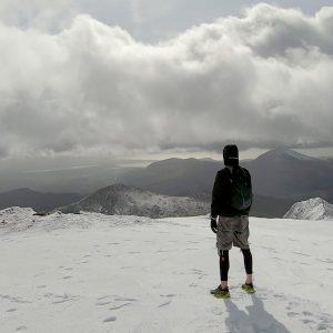 Watkin Path & Rhyd Ddu Snowdon Trail Route | thefrozendivide