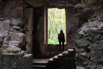 Baron Hill Anglesey Abandoned | thefrozendivide