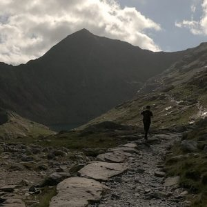 Snowdon Summer Solstice | The Frozen Divide
