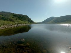 The 4C Snowdonia Loop - Llyn Cowlyd