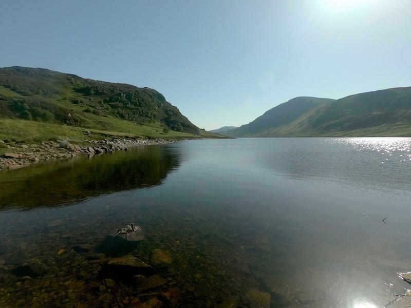 The 4C Snowdonia Loop - Llyn Cowlyd