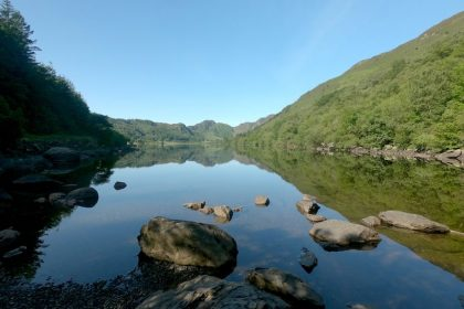 The 4C Snowdonia Loop - Llyn Crafnant