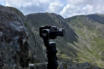 Hohem iSteady Pro Gimbal | The Frozen Divide