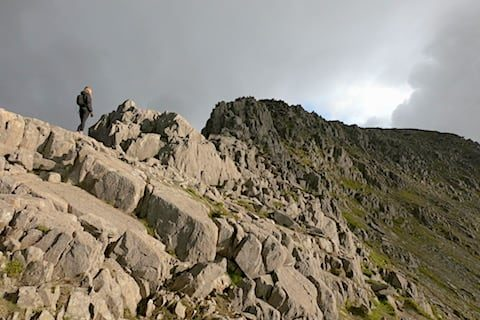 Bristly Ridge & Y Gribin | Snowdonia National Park | The Frozen Divide