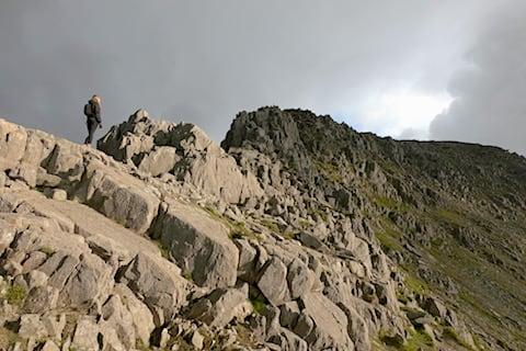 Bristly Ridge & Y Gribin | Snowdonia National Park | The Frozen Divide