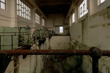 Chemical Factory | Abandoned North Wales | The Frozen Divide