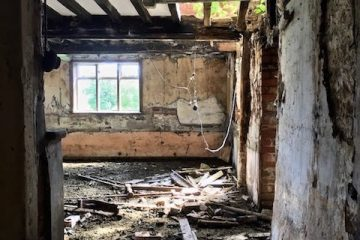 Llwyn Ynn Hall | Abandoned Mansion | The Frozen Divide