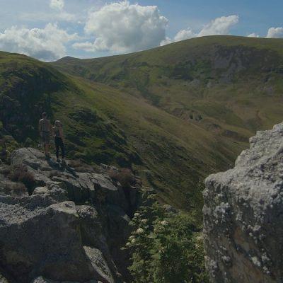 Aber Falls Peak Loop by The Frozen Divide