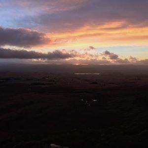 Arenig sunsets...