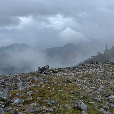 Bristly Ridge & Y Gribin Route | Walking, Running, Scrambling Snowdonia