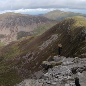 Nantlle Ridge Circular Walk | The Frozen Divide