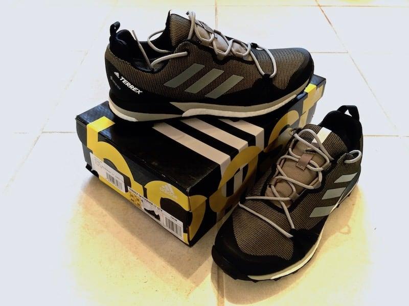 Adidas Terrex Unboxing 01