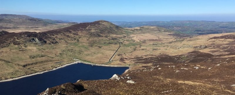 Llyn Cowlyd Summit Loop | The Frozen Divide