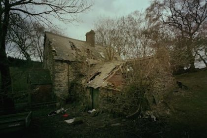 Abandoned Farmhouse in Denbighshire, North Wales