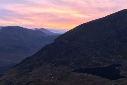 Cwm Lloer, Ogwen Valley, Snowdonia | The Frozen Divide