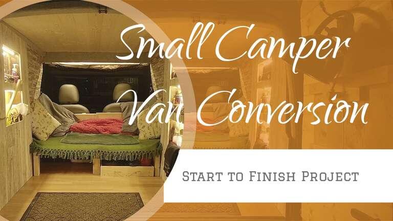 Small Camper Conversion