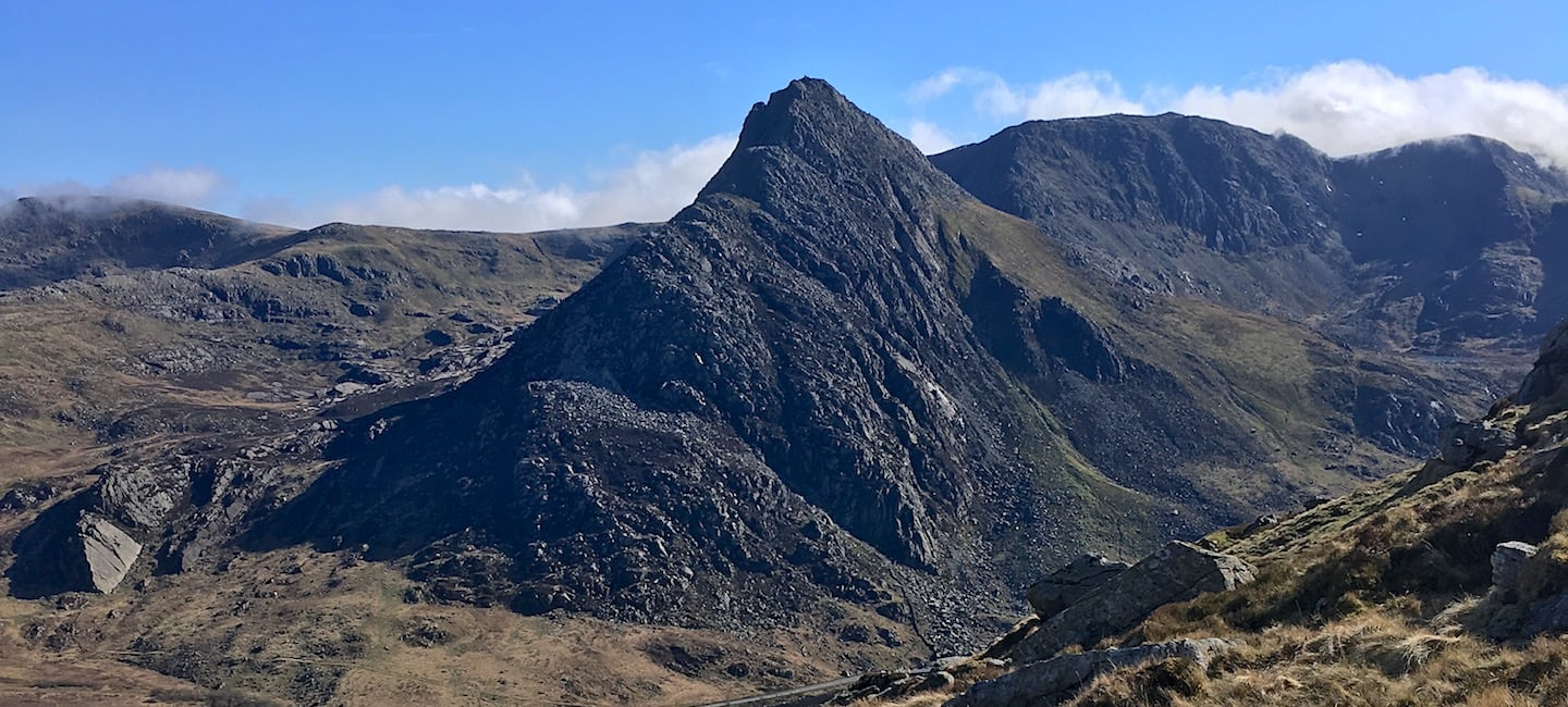 Snowdonia in Spring | The Frozen Divide